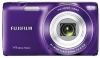 FujiFilm FinePix JZ100 14mp 8x OZ purple