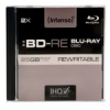Intenso Blu-Ray BD-RE 25GB