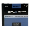 Intenso Blu-Ray BD-R 25GB