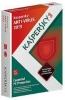Kaspersky AntiVirus 2013 3 user box