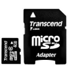 MEM 4GB MICRO SD HC Class 4 + SD Adapter