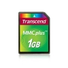 Multimedia Card 1GB High Speed Transcend