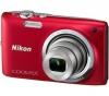 Nikon Coolpix S2700 Crveni -