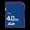 SD Card 4GB Class 10