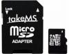 TakeMS Micro SDHC class4 4 GB