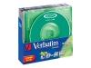 Verbatim CD-RW 8cm 2-4x 210 1/5
